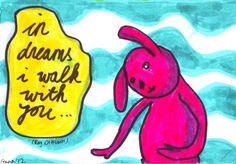 In dreams... (fennabee.wordpress.com)