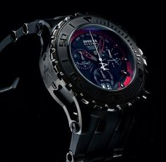 Invicta. Monster watch with bracelet,  SubAqua Specialty.