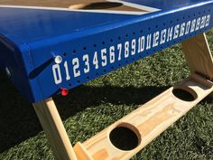 **This listing is ONLY available for purchase with a purchase of a full cornhole board set. Not to be purchased individually.  This listing is for a