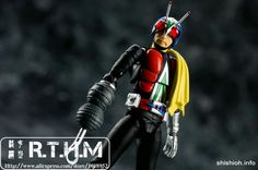 Bandai S.H. Figuarts Kamen Rider Rider Man Limited Edition