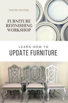professional furniture paintingFurniture Refinishing Workshop with Superior Interiors Kelowna