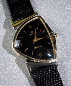 Pacer Electric Watch (Hamilton Watch Company / 1957 / U.S.)
