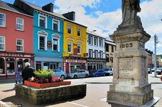 Our final leg was to Skibbereen, which became notorious during the great potato famine – a...