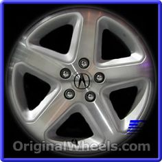 OEM Acura Rims - Used Factory Wheels from OriginalWheels.com #Acura #AcuraRims #AcuraWheels #wheels #rims #steelwheels #alloywheels #OEMwheels #factorywheels #OEMrims #factoryrims