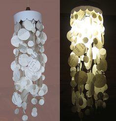 Amazing Paperlamp
