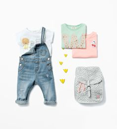 Shop by look - Baby girl (3 months - 3 years) - KIDS | ZARA United States