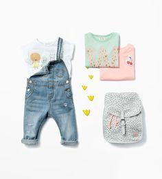 Acheter le look - Bébé fille (3 - 36 mois) - ENFANTS   ZARA France