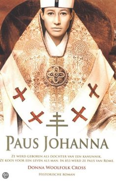 Paus Johanna: een boek dat je gelezen MOET hebben!