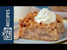 How to make Peppermint crisp tart - YouTube