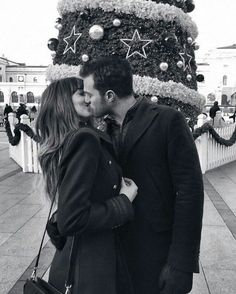 """""""With you it's Christmas all the time, sweetheart. Fifty Shades Series, Fifty Shades Movie, Fifty Shades Darker, Fifty Shades Of Grey, Christian Grey, Wedding Couples, Cute Couples, Golden Brown Hair Color, Grey Pictures"""