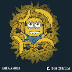 American Beauty. Minion Version