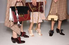 Mulberry 2017 - great shoes, too!