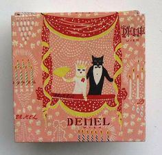 Demel, the oldest Viennese confectionery, was founded in 1799. They are admired as much for their decadent chocolates and candies as for the packaging designed by Swiss baron Federico von Berzeviczy-Pallavicini
