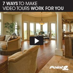 Real estate video tours: easy tips for agents to create tours that get leads!