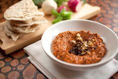 Muhammara (Red Pepper and Walnut Spread) Recipe