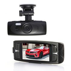 (1080P Novatek 96650 5.0MP) DBPOWER 2.7 inch HD Car DVR Camera of 140 Degree Wide Angle 4X Digital Zoom Driving Recorder H.264 - http://www.carcamerareviews.co.uk/in-car-cameras/1080p-novatek-96650-5-0mp-dbpower-2-7-inch-hd-car-dvr-camera-of-140-degree-wide-angle-4x-digital-zoom-driving-recorder-h-264/