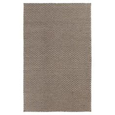 Hand-woven wool rug.  Product: RugConstruction Material: 100% WoolColor: BrownFeatures:  Hand-wovenMade in India  Note: Please be aware that actual colors may vary from those shown on your screen. Accent rugs may also not show the entire pattern that the corresponding area rugs have.Cleaning and Care: Vacuum regularly. Brushless attachment is recommended. Avoid direct and continuous exposure to sunlight. Blot stains.