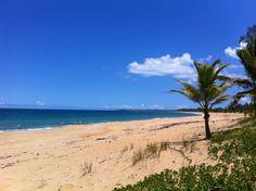 Playa just outside of Condado