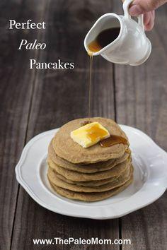 » Perfect Paleo Pancakes