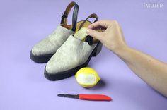 como eliminar el mal olor de los zapatos en 4 pasos 3 Espadrilles, Slippers, Shoes, Tips, Tennis, Cleaning, Popular, Ideas, Fashion