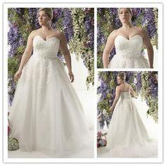 Aliexpress.com   Buy appliques sashes beads organza bridal gown vestido de  novia plus size romantic plus size wedding dress 2015 NT 021 from Reliable  dress ... 3d1403092e57