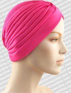 A bonnet with a twist ;)