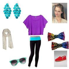 Casual., created by clothinghog on Polyvore