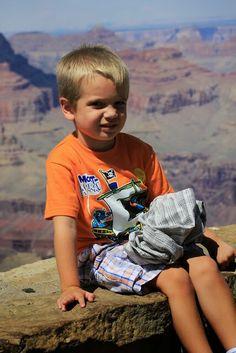 Daniel @ Grand Canyon NP