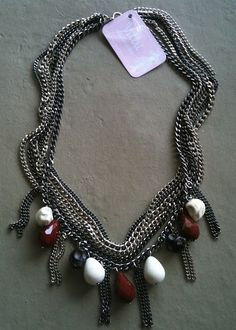 perfect look for my chunky skull beads.....