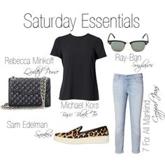 """Saturday Essentials"" by shopeluxe on Polyvore"