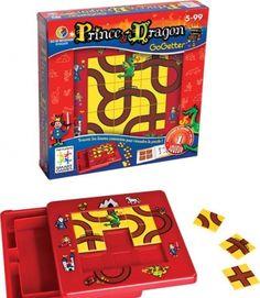 GoGetter Prince & Dragon | SmartGames - Jeux de réflexion pour un joueur