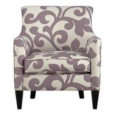 Awesome purple chair!