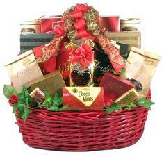 Love Bites, Deluxe Romantic Gift Basket