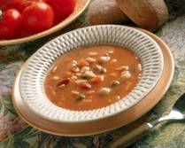 Crock Pot Vegetable Minestrone Soup