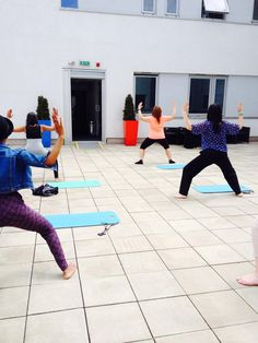 Goddess pose. Walsall college staff. Time 4 weekly session there  @WalsallColRadio @WalsallCollegeA @Walsall_College
