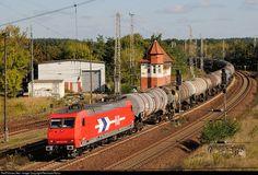RailPictures.Net Photo: 145-CL 011 HGK Häfen und Güterverkehr Köln 145 at…
