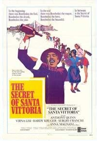 Original movie poster for the film The Secret of Santa Vittoria.jpg