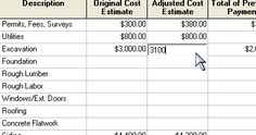 Build Your Own House - Cost Estimating - Explained