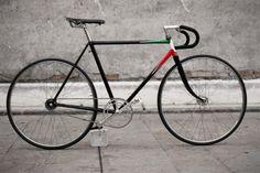 Umberto Dei's Frame Bike