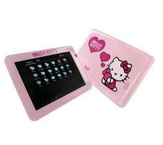 Tableta táctil Hello Kitty 4 GB - #Pixmania