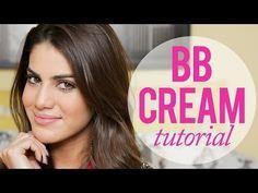 Easy BB Cream Tutorial by Camila Coelho