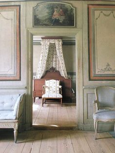 Decoration with navy style - Home Fashion Trend Decor, Cheap Decor, Gustavian Decor, Swedish Bedroom, Swedish Interiors, Interior Design, Home Decor, Swedish Furniture, White Decor
