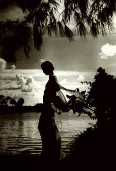 Vogue - Toni Frissell  February 15, 1935  Palm Beach, Florida