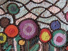 Сумка текстильная | Страна Мастеров Sewing Art, Love Crochet, Embroidery Techniques, Fabric Scraps, Textiles, Hand Stitching, Advent Calendar, Rugs, Handmade