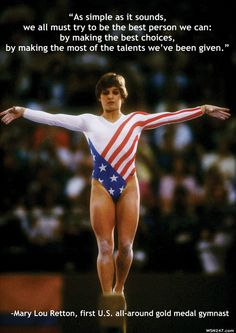 Gymnastics isn't just a sport it's life