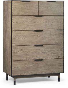 ART Furniture - Epicenters Austin Brown Teravista Drawer Chest - 235150-2839
