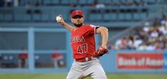 LOS ANGELES — Ricky Nolasco broke a long personal streak of losses and the Los Angeles Dodgers' 10-game winning streak, leading the Los Angeles Angels to a 4-0 win over their crosstown rival at Dodger Stadium on Monday.  Nolasco (3-9) pitched 6 1/3 shutout innings as the Angels won... - #10Game, #Angeles, #Angels, #Dodgers, #Los, #TopStories, #Win