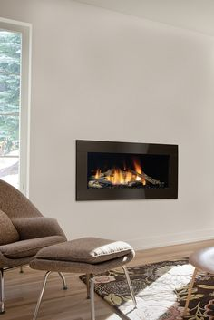 The Regency Contemporary Fireplace Line Is Perfect Complement To Today S Decorating Trends For Clean And Modern Living Es