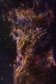 Veil Nebula Pickerings Triangle