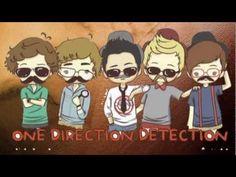 One Direction Cartoon Part 2